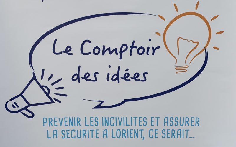 Comptoir des idées prévention et sécurité